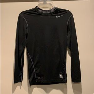 Nike Long Sleeve Pro Combat Compression Shirt